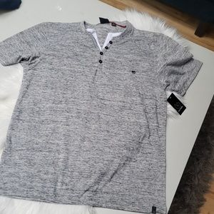 T shirt with buttons